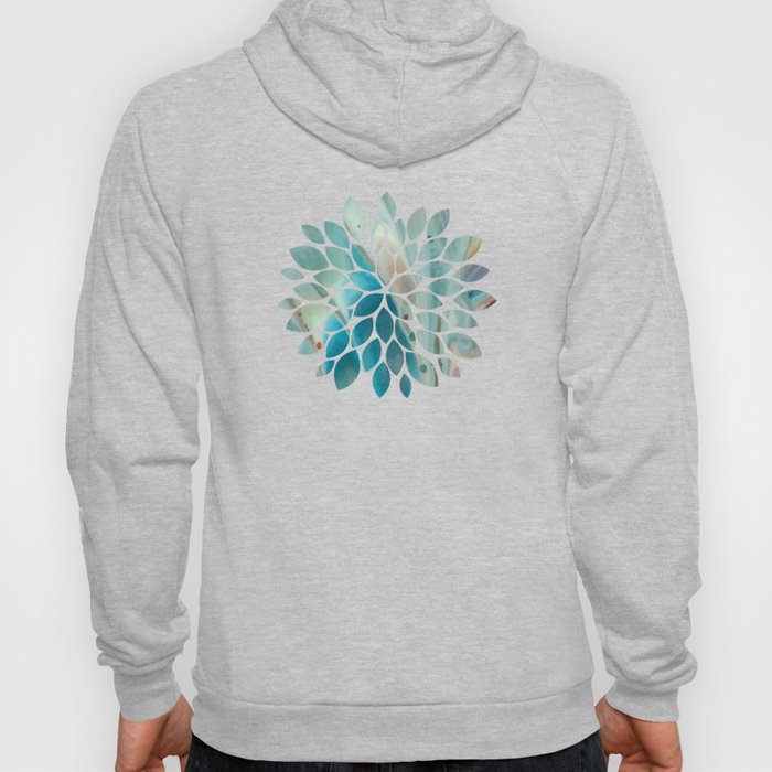 Pearl abstraction Hoody