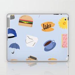 Gilmore Girls World Laptop & iPad Skin