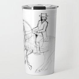Horse (Canter Pirouette) Travel Mug