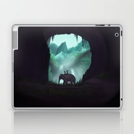 A Moment's Peace Laptop & iPad Skin