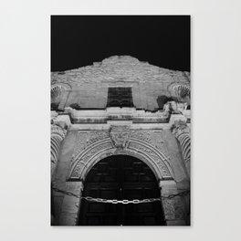 Alamo #4 Canvas Print