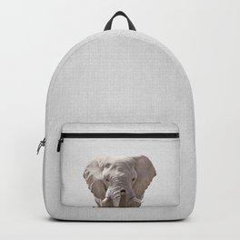 Elephant - Colorful Backpack