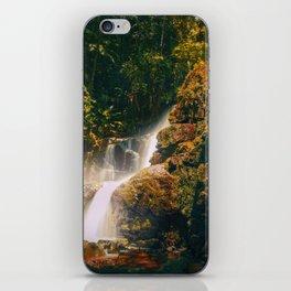 Stream of Light iPhone Skin