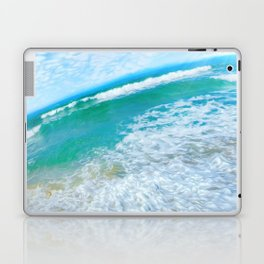 In the middle of the day Laptop & iPad Skin