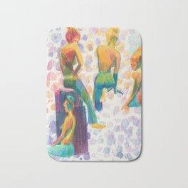 Colored Girls Bath Mat