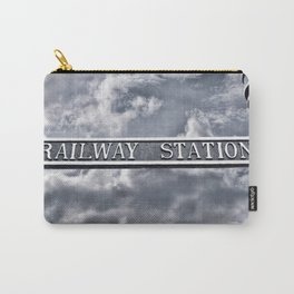 This way to Adventure Carry-All Pouch