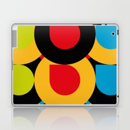 I Love Colors, and tiny little mistakes in the top right corners.... :) Laptop & iPad Skin