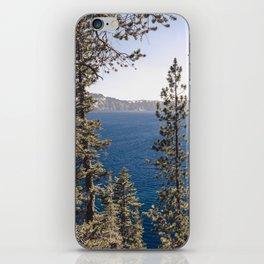 Hidden Lake Love - Nature Photography iPhone Skin
