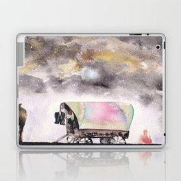 Rising stars above Laptop & iPad Skin
