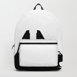 Millennium Falcon - Black Backpack