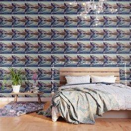 Moraine Lake Reflection Wallpaper