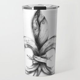 Iris Pseudacorus Travel Mug