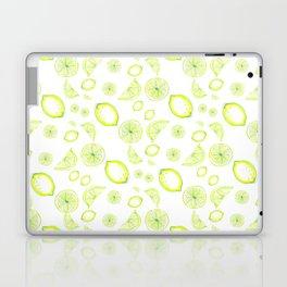 lemon rain, lemonade Laptop & iPad Skin