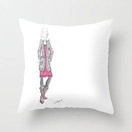 Eleanor Throw Pillow