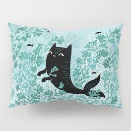 Undersea (Mint Remix) Pillow Sham