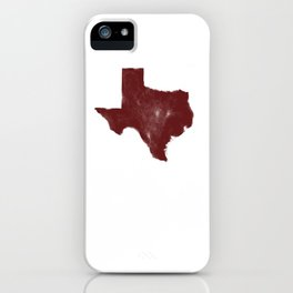 The Texas Are We - Shanna iPhone Case