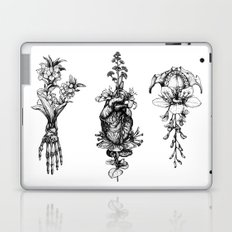 In Bloom - herbarium Laptop & iPad Skin