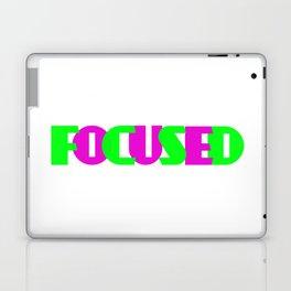 Christian FOCUSED Laptop & iPad Skin