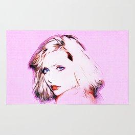 Debbie Harry - Blondie - Pop Art Rug