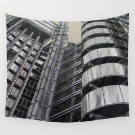 Lloyds Wall Tapestry