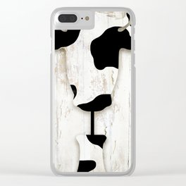 Fresh Dairy Clear iPhone Case