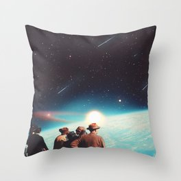 We Have Been Promised Eternity Throw Pillow