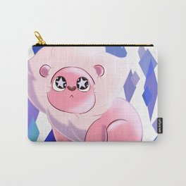 Starry Eyed Lion Carry-All Pouch