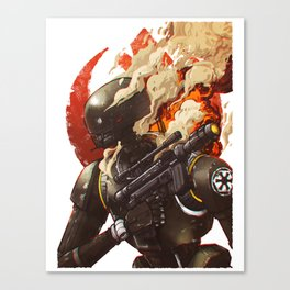 The Resistance Droid Canvas Print