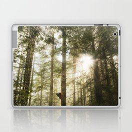 Washington Light Rays Laptop & iPad Skin