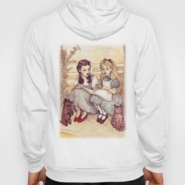 Dorothy and Alice Hoody