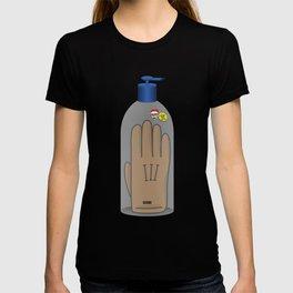 GIAB winterscape T-shirt