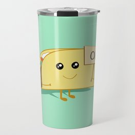 Happy Taco, Olé Travel Mug