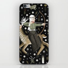 archer iPhone Skin