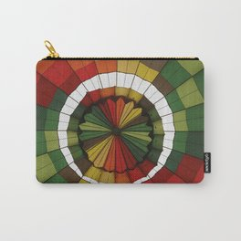 hot air balloon color Carry-All Pouch