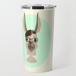 Mr. Llama Travel Mug