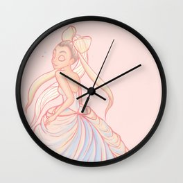 HEAVENLY BODIES Wall Clock