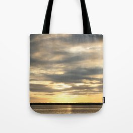 Seaside Sunset 01 Tote Bag