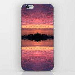 Endless Sunsets iPhone Skin