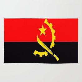 Flag of Angola Rug