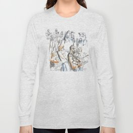 Andrew Neville & The Poor Choices Long Sleeve T-shirt