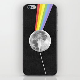 Dark Side of the Moon. iPhone Skin