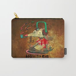 Mystic Tip Rats Carry-All Pouch