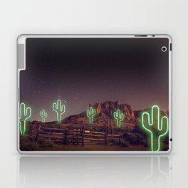 UFO forest Laptop & iPad Skin
