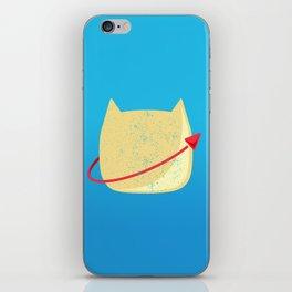 CatStronaut Emblem iPhone Skin