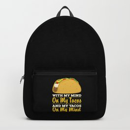 On My Mind Backpack