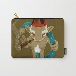 EL CURUPÍ Carry-All Pouch