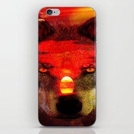 The Wild iPhone Skin