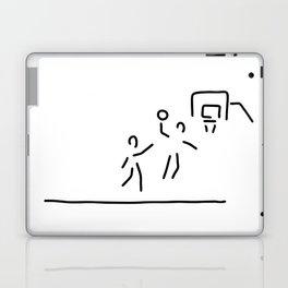 basketball usa basketball player Laptop & iPad Skin