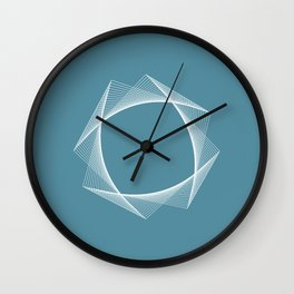 Array 2 Wall Clock