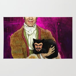 Vampstyle! (What We Do In The Shadows) Rug